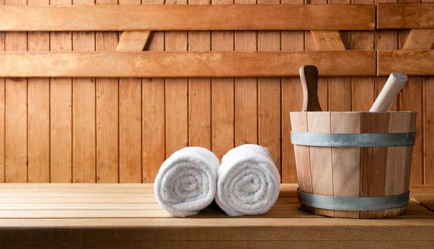 BEST WESTERN PLUS Hotel Isidore - sauna