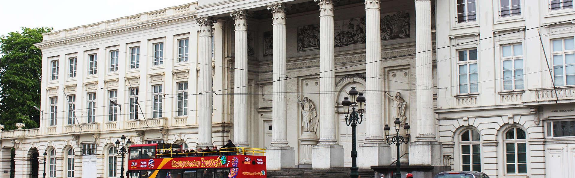 Descubre Bruselas a bordo de un autobús turístico (desde 2 noches)
