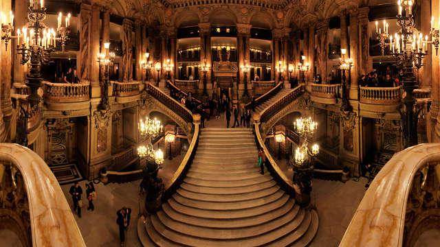 Découvrez Paris et son magnifique Opéra