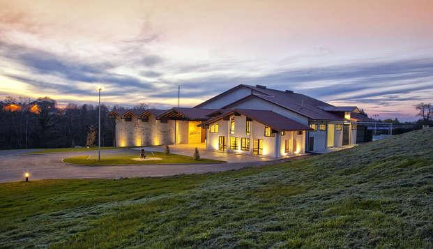 Asturias Patria de Lujo: Cena Romántica, Visita a Sidrería, Spa y mucho más