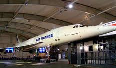 1 Entrée au musée de l'Air et de l'Espace du Bourget - Visite d´avions Boeing 747 et Concorde pour 2 adultes