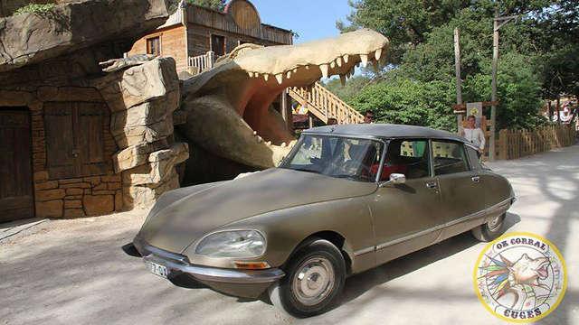 Week-end avec entrées pour le parc d'attraction OK Corral à La Ciotat