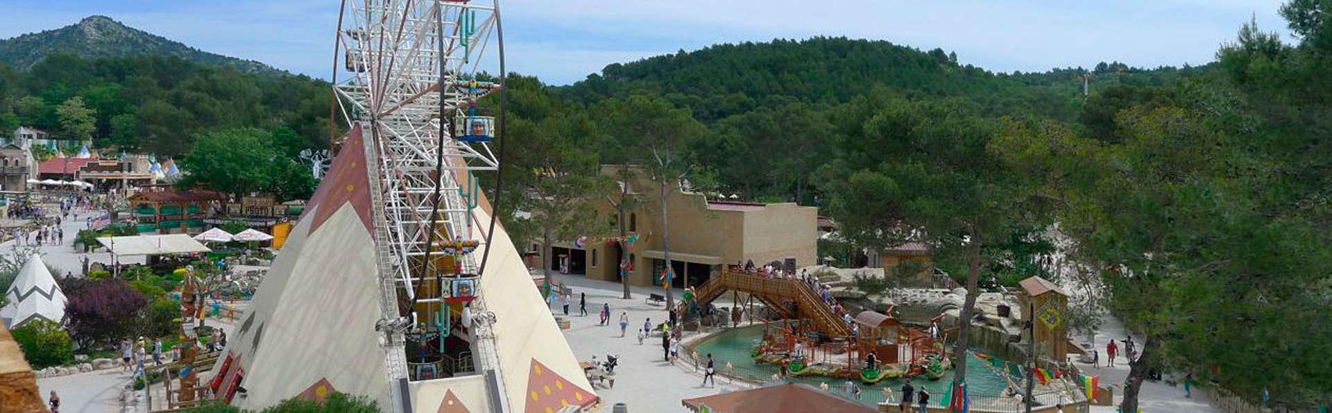 Week end parcs d 39 attractions aubagne avec entr e au parc d for Salon center aubagne