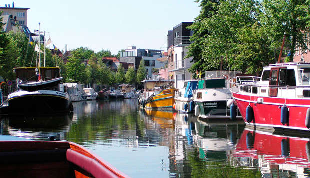 Ontdek Mechelen vanaf het water met een boottocht op de Dijle