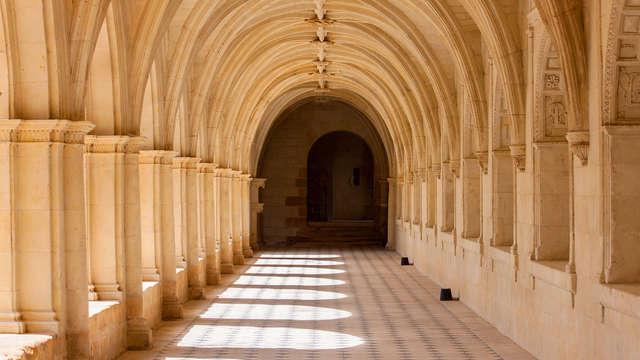 Week-end découverte des châteaux de la Loire avec panier pique-nique près de Saumur