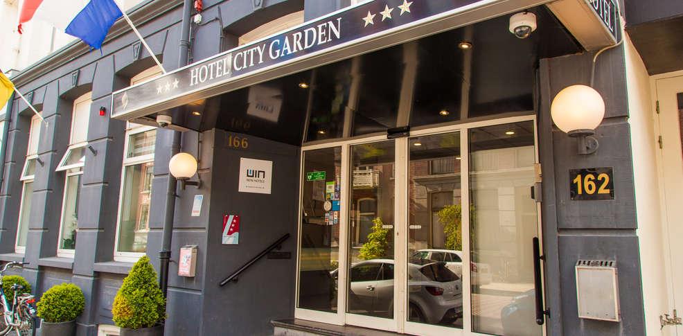 Escapadas fin de semana ciudad msterdam con entrada para - Garden center sevilla ...