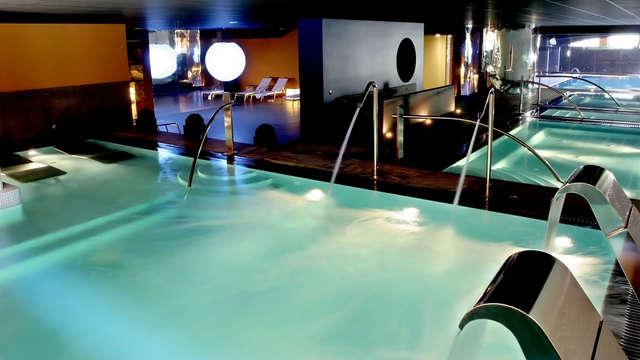 Escapade de détente avec accès au spa dans le magnifique parc naturel du Montseny