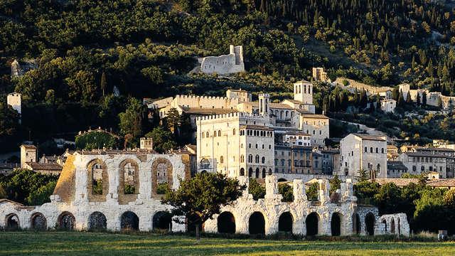 Découvrez Gubbio dans un ancien monastère du XVII siècle