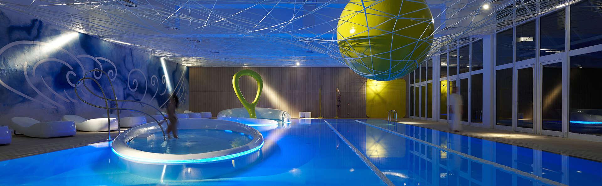Séjour détente avec accès au spa et demi-pension à Gubbio