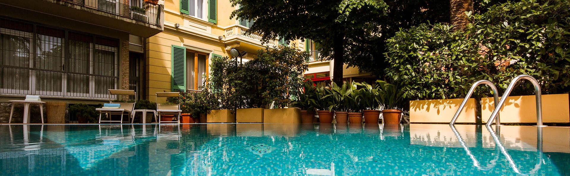 Séjour bien-être, avec accès aux piscines thermales et dîner