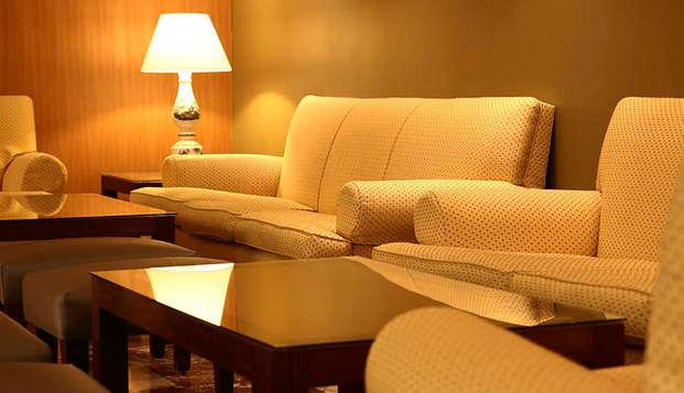 Hotel Don Paco - lobby