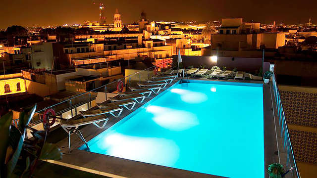Hotel Don Paco - pool
