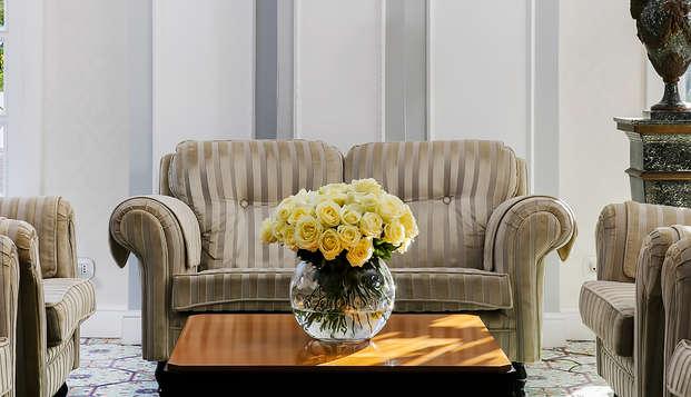Séjournez en chambre Superior avec vue sur la mer dans une résidence de charme