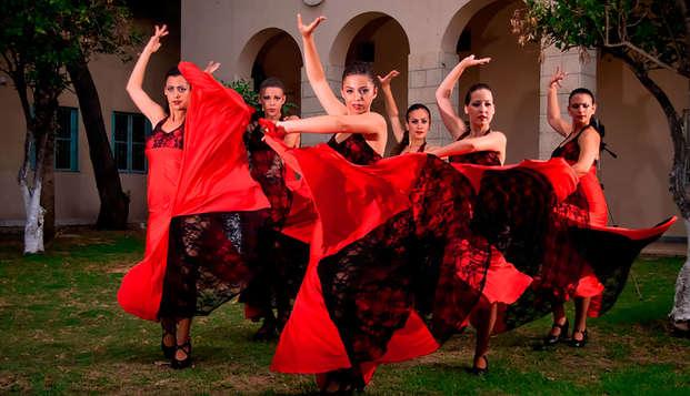 Découvrez la danse typique espagnole avec spectacle de flamenco à Madrid