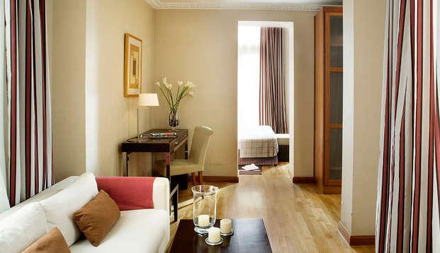 Boutique Hotel H Villa de la Reina - villa