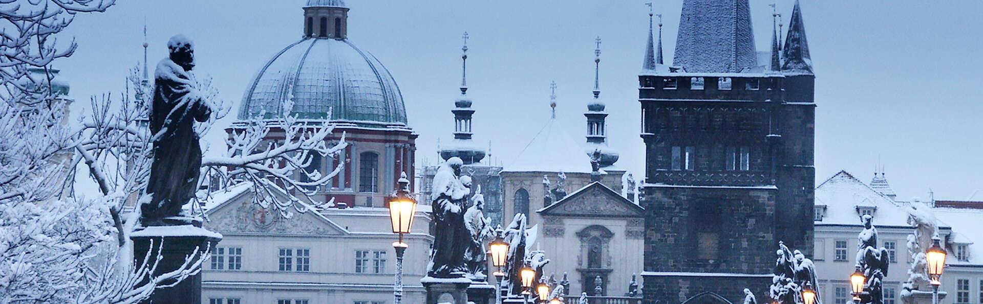 Descubre Praga, la ciudad dorada (a partir de 3 noches)