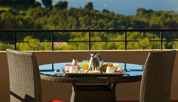 Dolce Fregate Provence - breakfast
