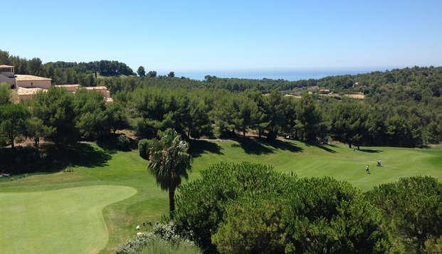 Dolce Fregate Provence - golf