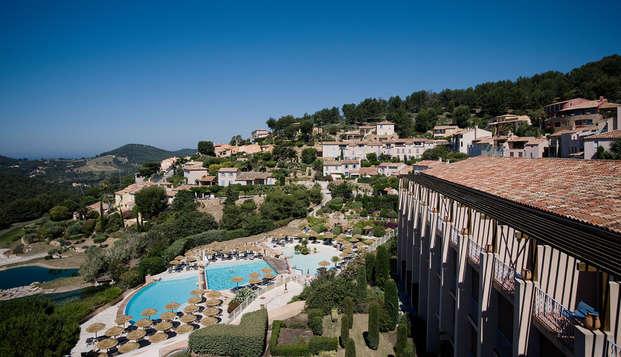 Dolce Fregate Provence - view