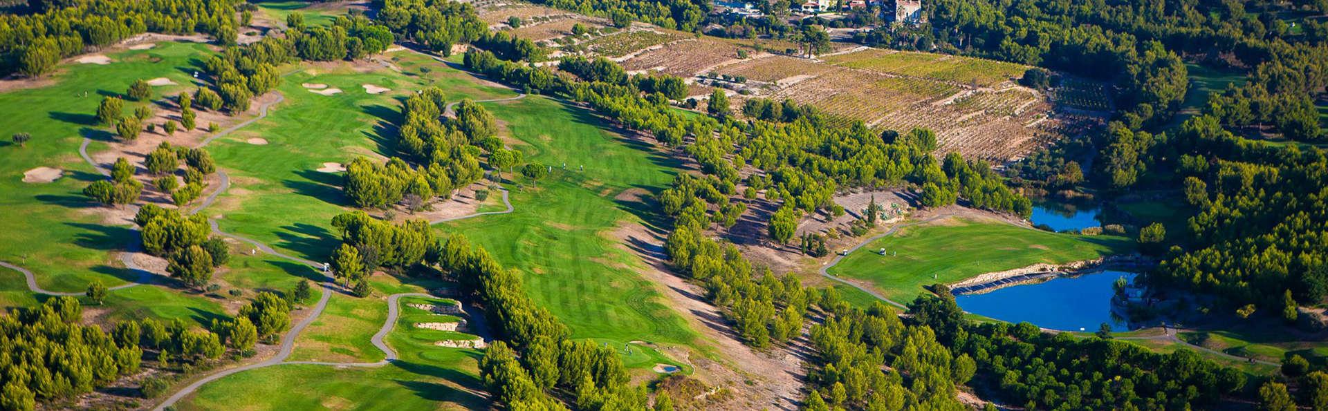 Séjour golfique à Bandol !