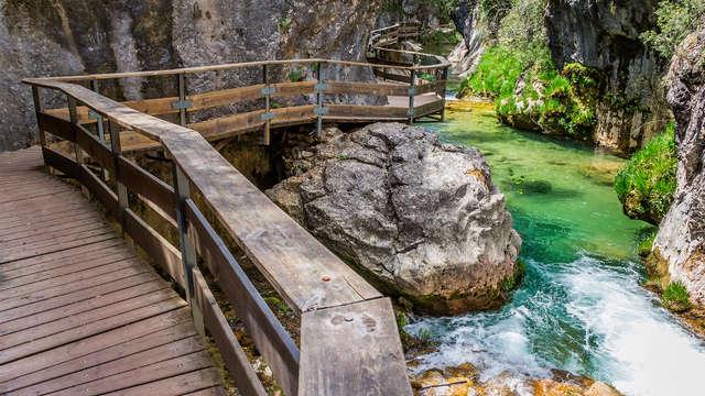 Week-end de charme dans la Sierra de Cazorla en Andalousie