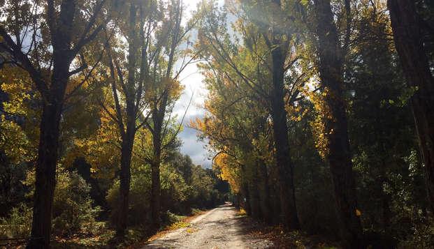 Escapada con cena y encanto en el corazón de la Sierra de Cazorla
