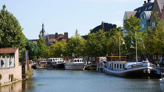 Offre d'été: Explorez Malines et profitez d'une terrasse
