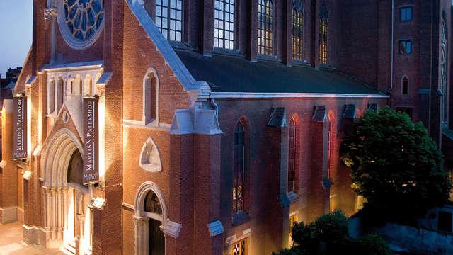 Ontdekkingsweekend in een voormalige kerk te Mechelen