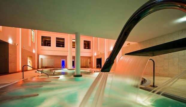 Lujo y relax en Avilés con acceso al Spa y Fitness Center (desde 2 noches)