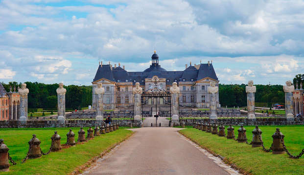 Week-end découverte avec entrée au Château de Vaux-le-Vicomte