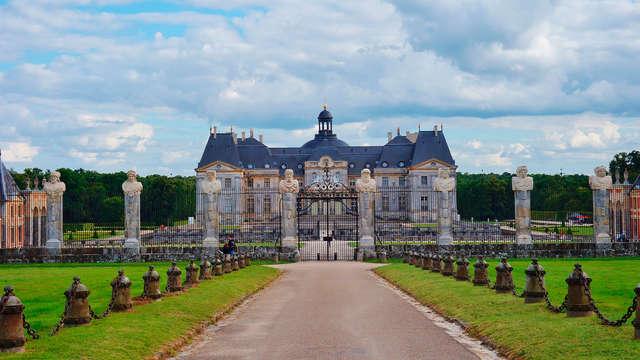 Escapada con encanto y visita al palacio de Vaux-le-Vicomte