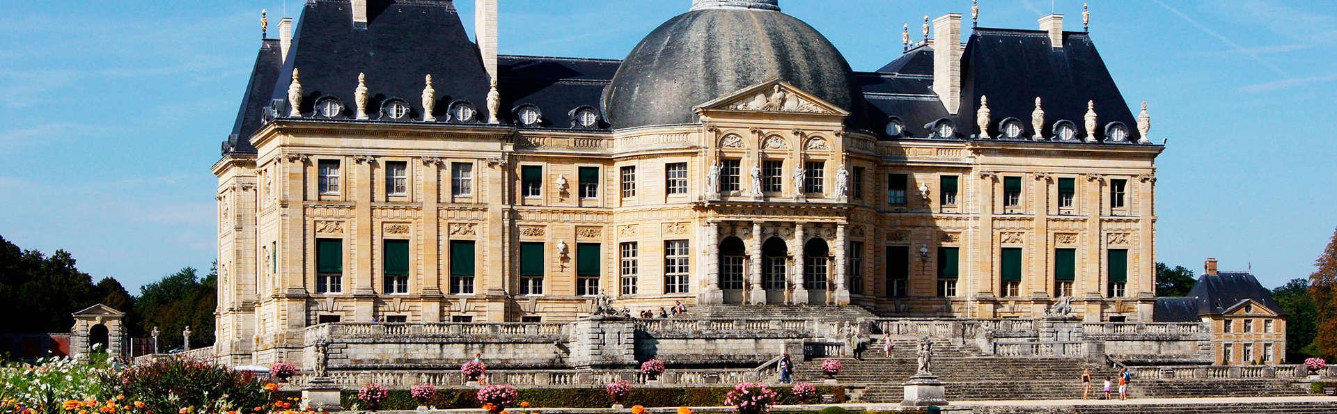 Week-end découverte du château de Vaux-le-Vicomte