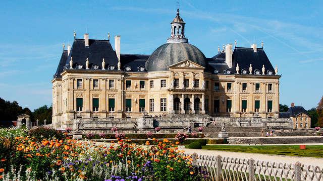 Visite du Château de Vaux-le-Vicomte et séjour dans un hôtel 4*