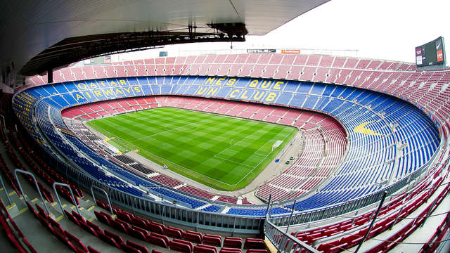 Weekend in famiglia con ingressi per il Camp Nou Experience