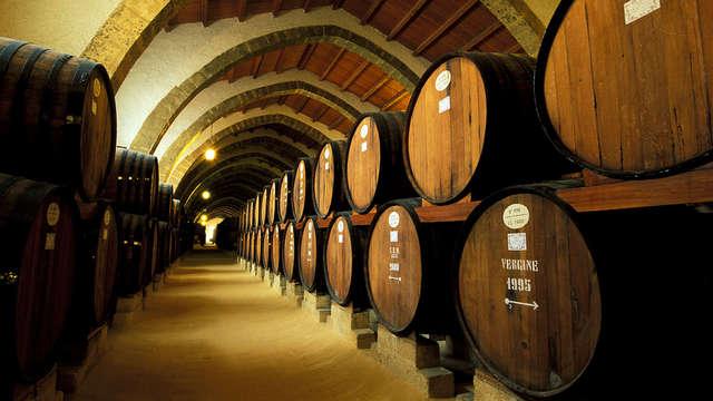 Week-end avec dégustation de vins à proximité de Tours