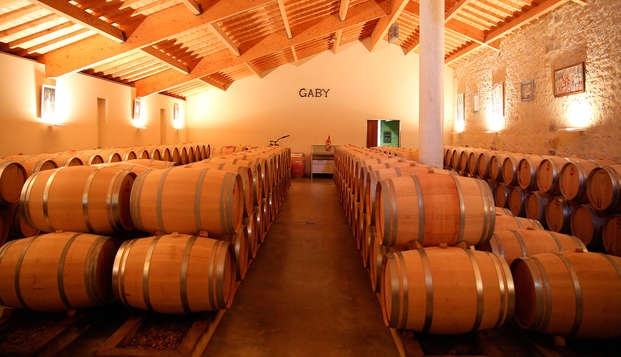 Week-end en chambre vue golf avec dégustation de vins à Beaune