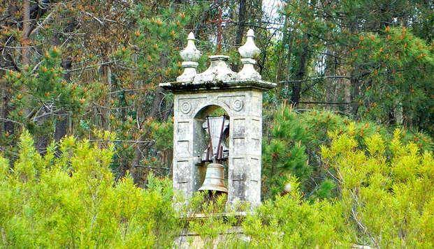 Visite du jardin botanique du Pazo de la Saleta de Pontevedra