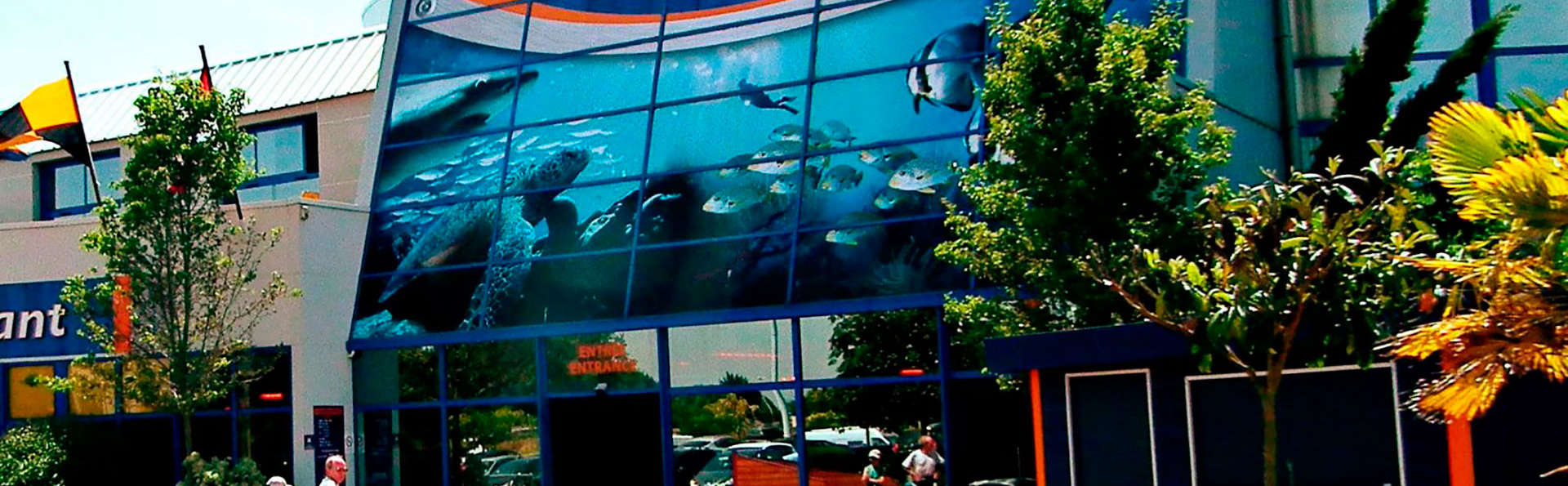 Escapade avec dîner et découverte de l'Aquarium de Saint-Malo ( à partir de 2 nuits)