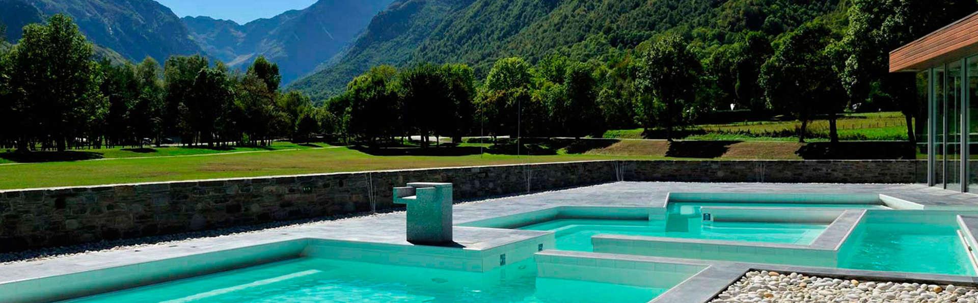 Balnéo et charme dans les Hautes-Pyrénées (2nuits min)