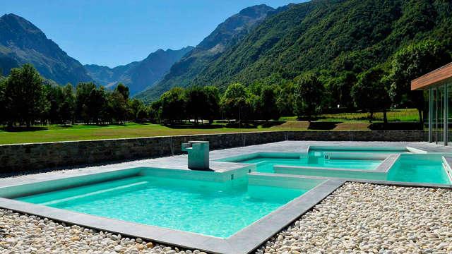 Escapada con spa y mucho encanto en los Altos Pirineos (desde 2 noches)