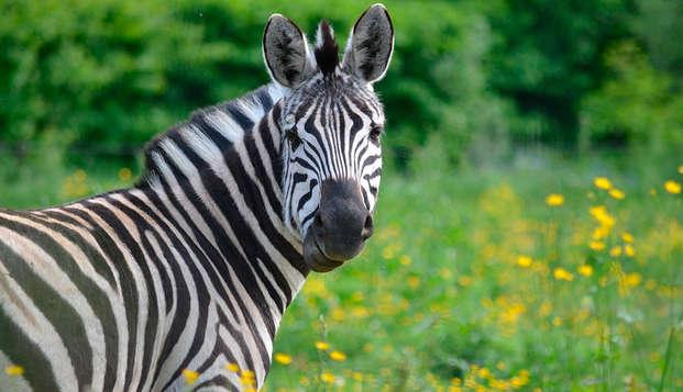 Escapada con entrada al zoo de París