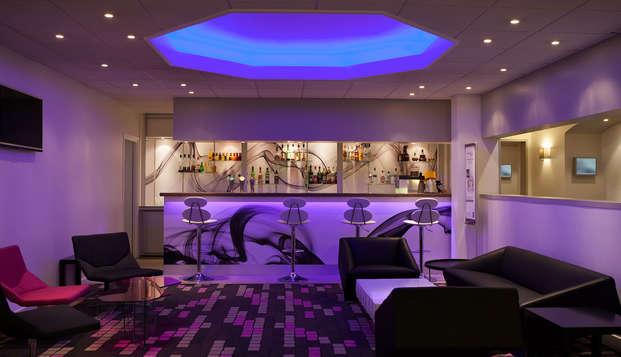 Novotel Fontainebleau Ury - bar