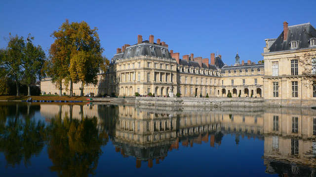Séjour familial près de Fontainebleau