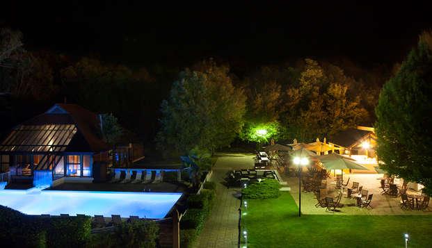 Novotel Fontainebleau Ury - garden