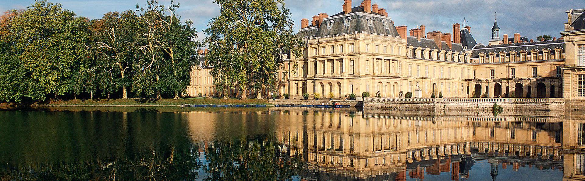 Weekend évasion à l'orée de la forêt de Fontainebleau