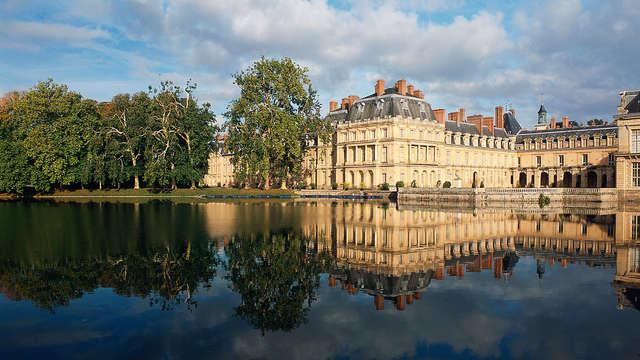 Disfruta en familia y visita el castillo de Fontainebleau