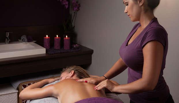 Novotel Fontainebleau Ury - massage