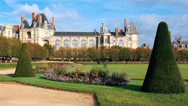 Escapada relax al palacio de Fontainebleau