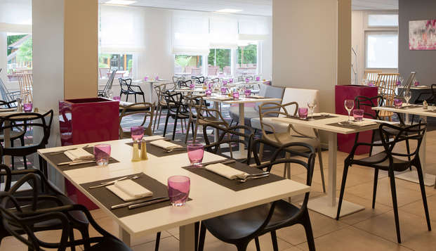 Novotel Fontainebleau Ury - restaurant