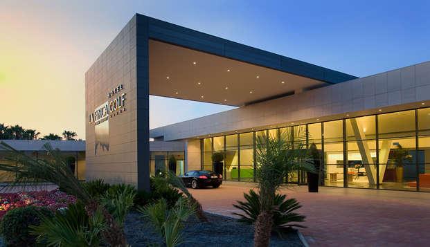 Escapada en hotel de lujo 5* en la Costa Blanca con piscina y habitación con vistas